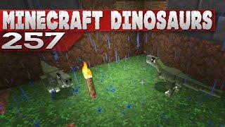 Minecraft Dinosaurs! || 257 || Hatching Allosaurus