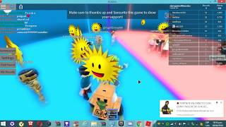 playing roblox with my friend sibi