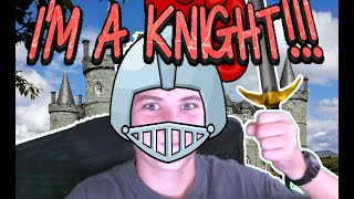 I'M A KNIGHT!!! | FIELD of BATTLE - Roblox