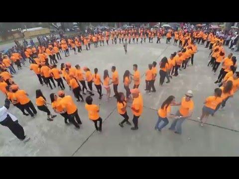 International Flashmob - Día Mundial de la Rueda de Casino - hecho salsa - Quito, Ecuador - 2016