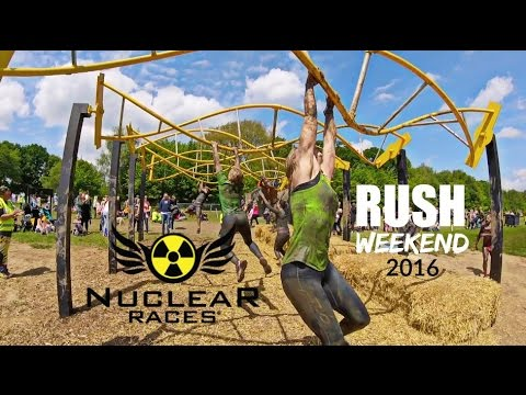 Nuclear Races - RUSH Weekend 2016 - UK