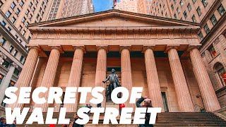 NYC WALKING TOUR: Wall Street to World Trade Center