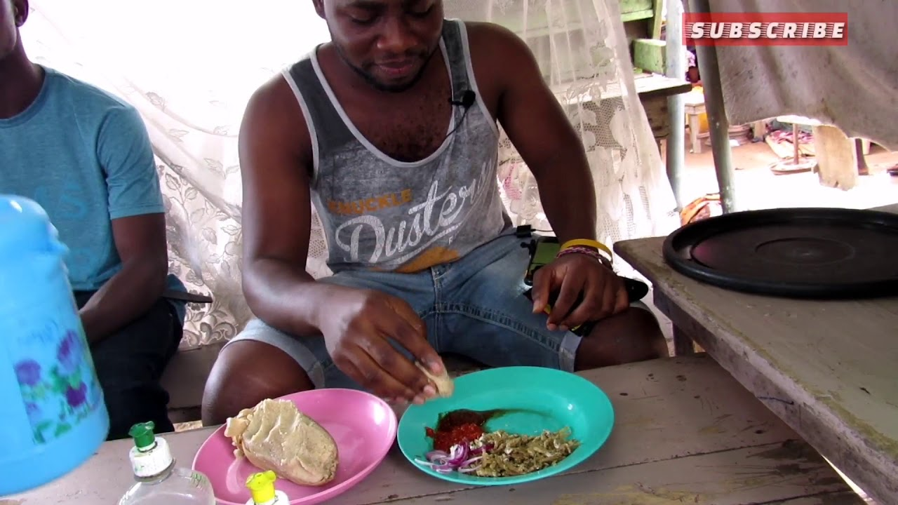 Watch This Before You try Kenkey in Ghana As a Foreigner