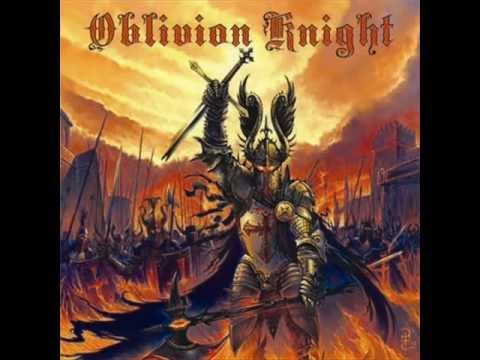 OBLIVION KNIGHT - Clash With The Knight (Demo 87 - Old School TEXAS Metal - Mike Soliz)