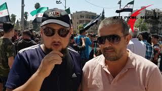 Митинги в провинции Идлиб. Чего требует народ?
