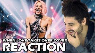Baixar Pabllo Vittar When Love Takes Over Cover 'Prazer, Pabllo Vittar' (REACTION)| Reação e comentários