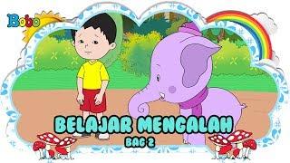 Belajar Mengalah - Bag 2 - Bona dan Rongrong - Dongeng Anak Indonesia - Indonesian Fairytales