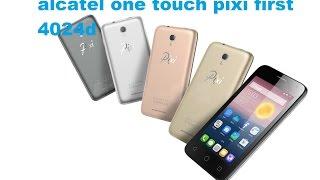 мобильный телефон Alcatel One Touch 4024D Pixi First Silver - 3D-обзор от Elmir.ua