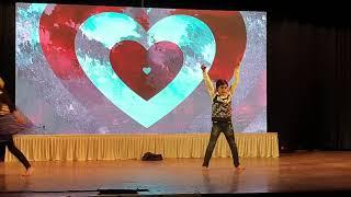 Ayyan and Swara duet dance