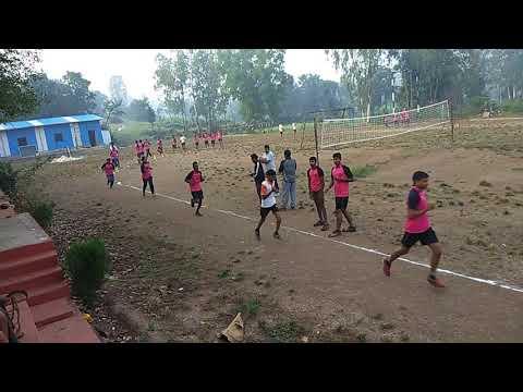 Rooting physical test baliraja academy Gangapur