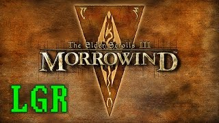 LGR - Elder Scrolls: Morrowind - PC Game Review