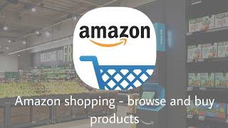 Amazon shopping | Appsology - explore the app screenshot 5