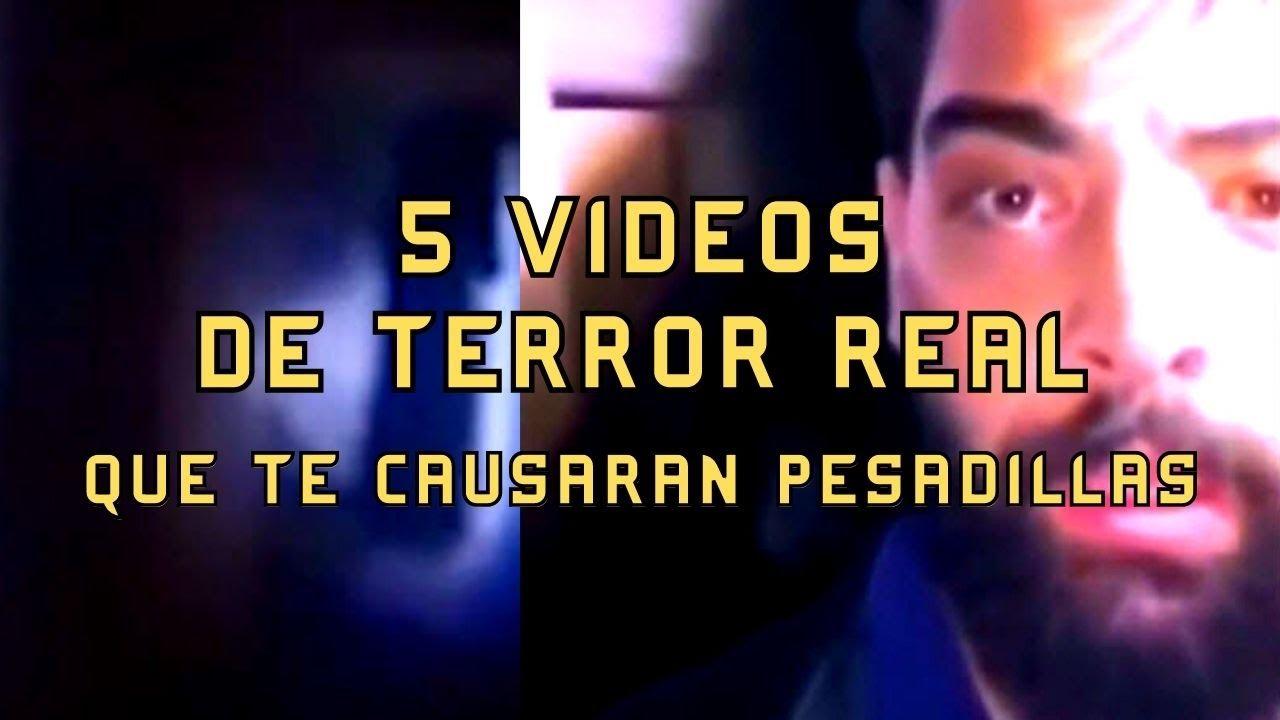 Los 5 Mejores Vídeos de Terror Reales que Causan Pesadillas 57 l Pasillo Infinito