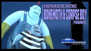 Would you pick up the Diamond Select A Nightmare Before Christmas Bohemoth and Corpse Boy Figures?