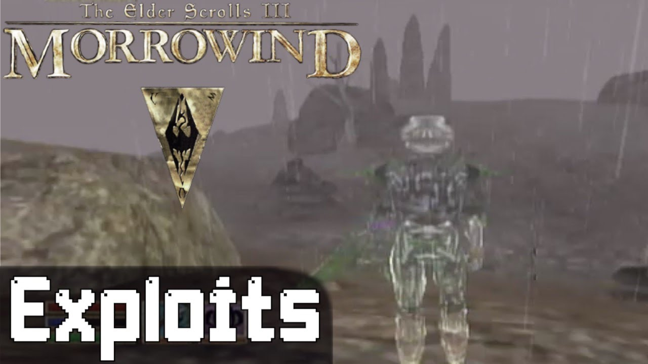 Download Morrowind Exploits