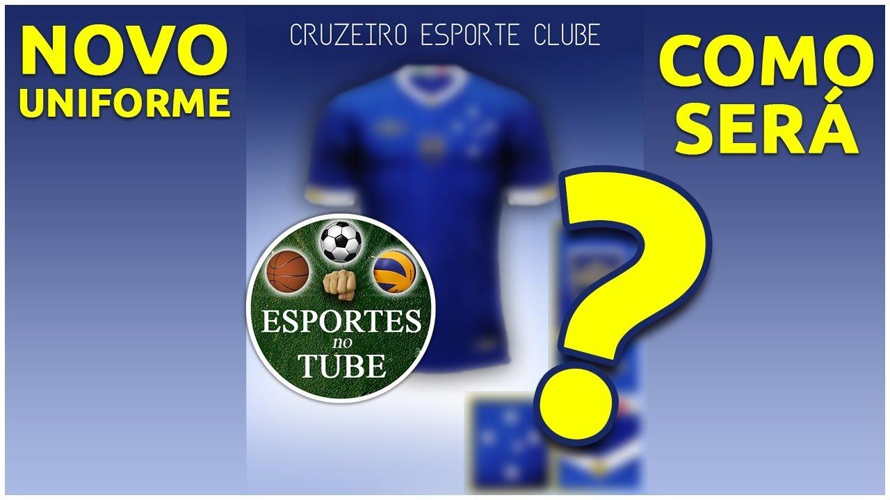 965e8537f6 Umbro prepara lançamento de uniforme número 1 do Cruzeiro para março ...