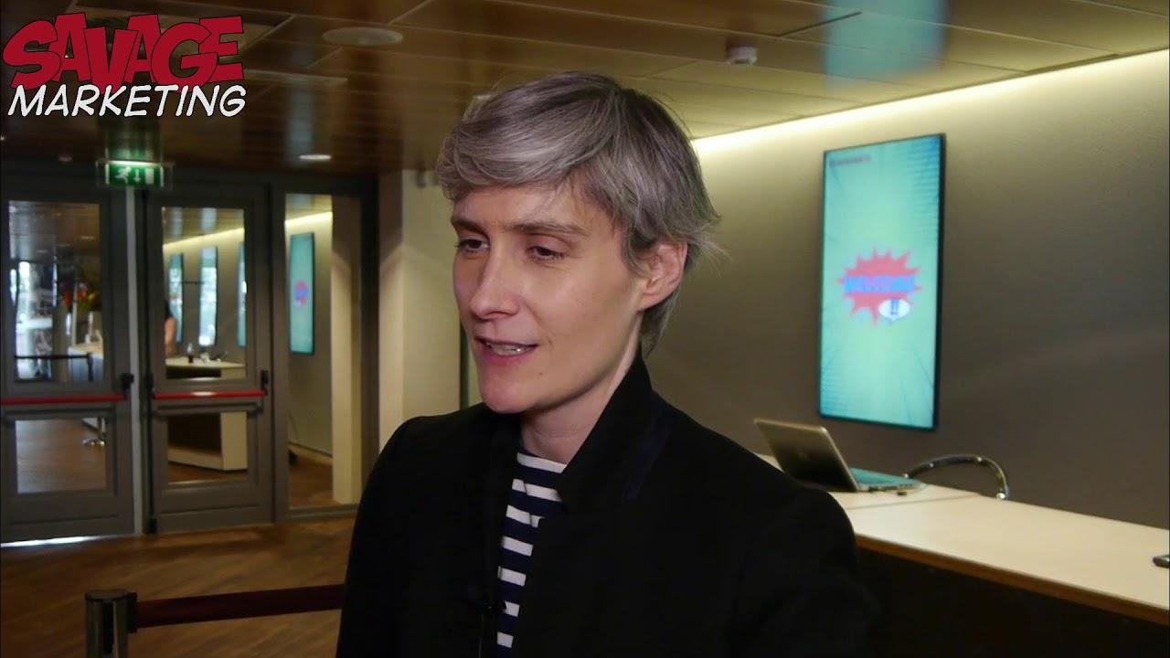 Aurelie Gritun, OATH at Savage Marketing in Amsterdam