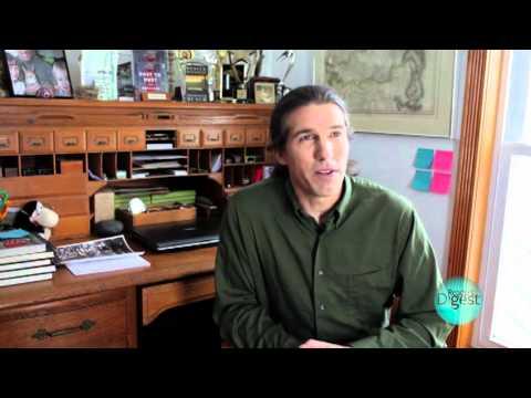 Benjamin Busch: The Secret Language of Wood