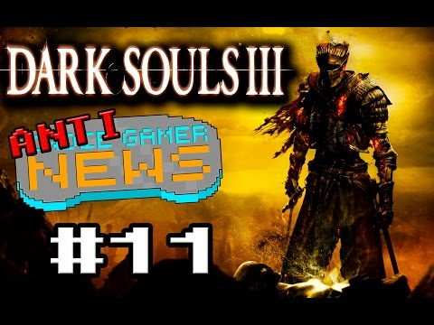 Let's Play Dark Souls 3 Gameplay - Anti-Indie - #11 - Mutual Back Scratching - Abyss Watchers