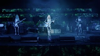 Phoebe bridgers' first and last show of her 2020 tour live at red rocks in colorado.