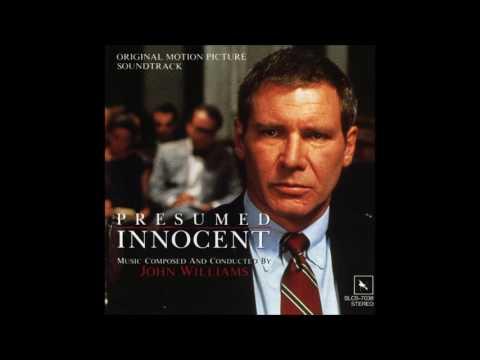 Presumed Innocent Soundtrack - presumed innocent 1990