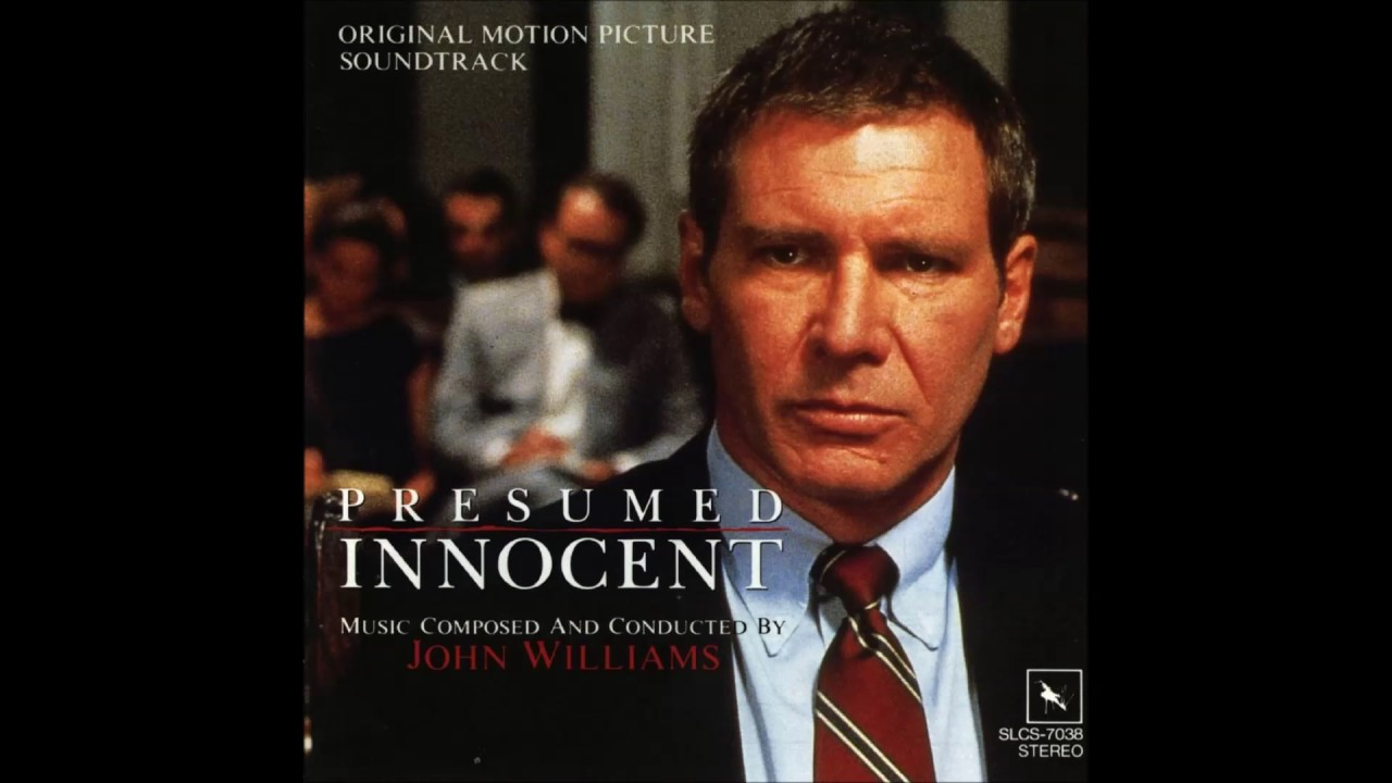 Presumed Innocent (OST)   The Basement Scene  Watch Presumed Innocent