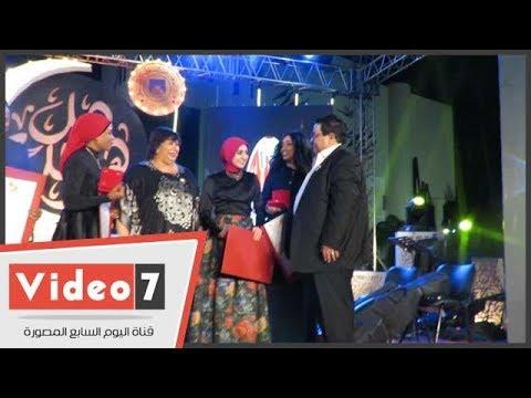 وزيرة الثقافة وخالد جلال يكرمان أبطال أكتوبر والفنانين بالأوبرا  - نشر قبل 19 ساعة