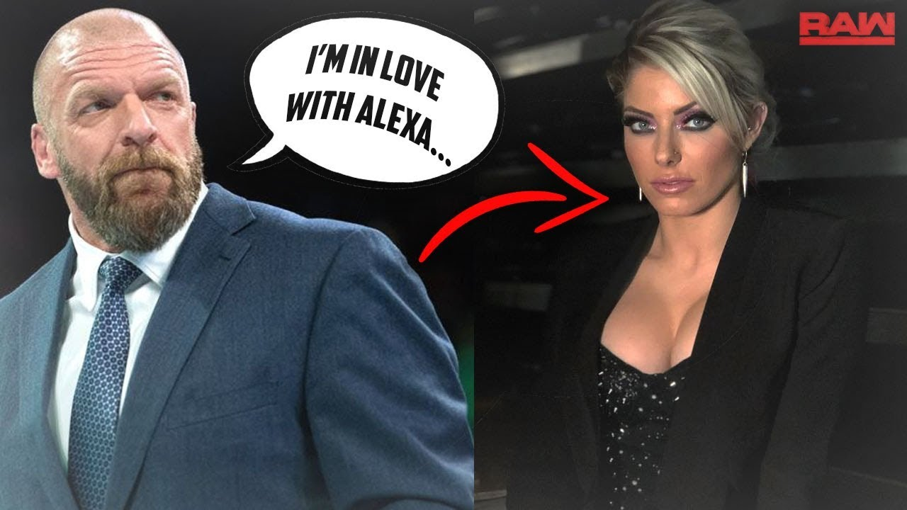 BREAKING: WWE Writers Have A Massive Crush on Alexa Bliss + Why She'll Be At EVERY SHOW - WWE R