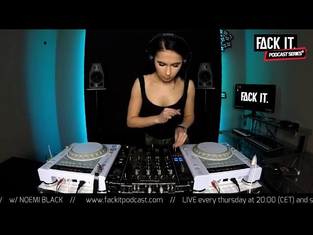 FACK IT.® // Podcast #17 // Noemi Black