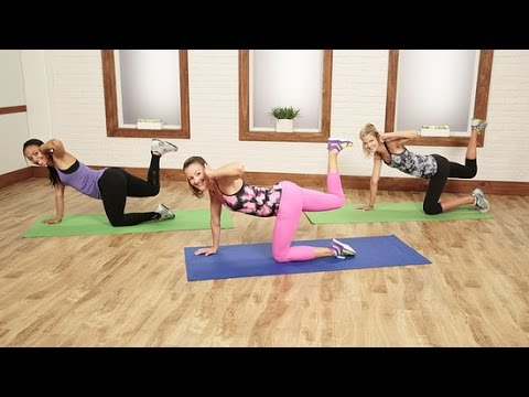 The 30-Minute Sayonara Cellulite Workout! | Class FitSugar