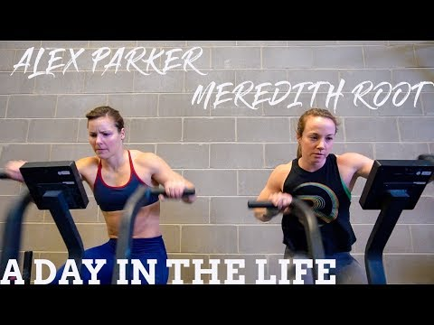 A Day in the Life of Alex Parker & Meredith Root