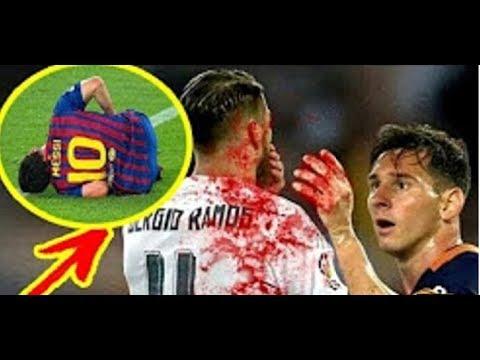 Regarde Pourquoi Sergio Ramos Déteste Lionel Messi ● Lionel Messi Vs Sergio Ramos 2017