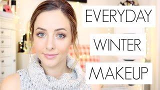 Easy Everyday Winter Makeup Tutorial!