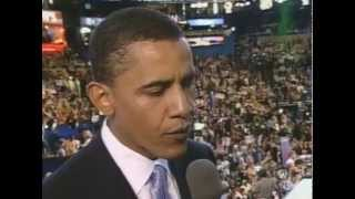From the Vault: Barack Obama's 2004 DNC Speech