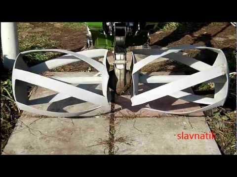 видео: Самоделка.Активные роторы дополнение.