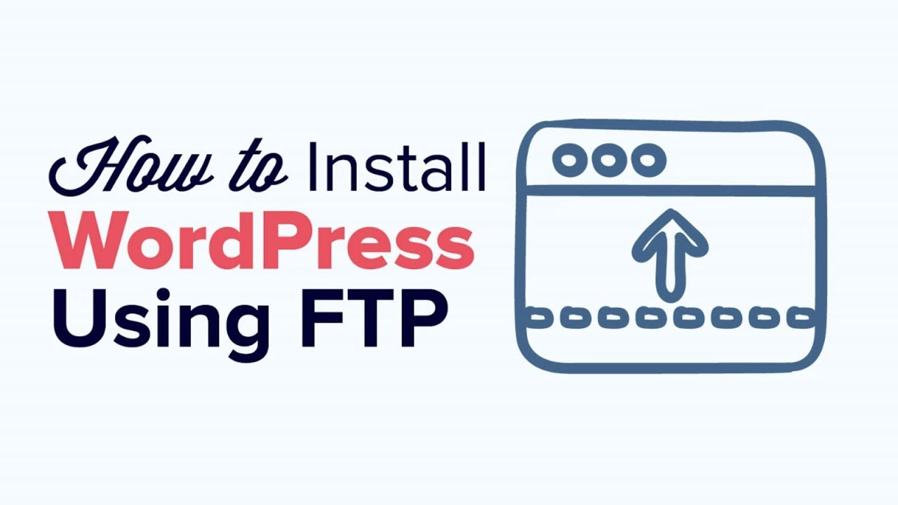 how to connect to wordpress ftp