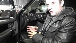 замена топливного фильтра на Land Rover Discovery 4 Ленд Ровер Дискавери 4 2011 года