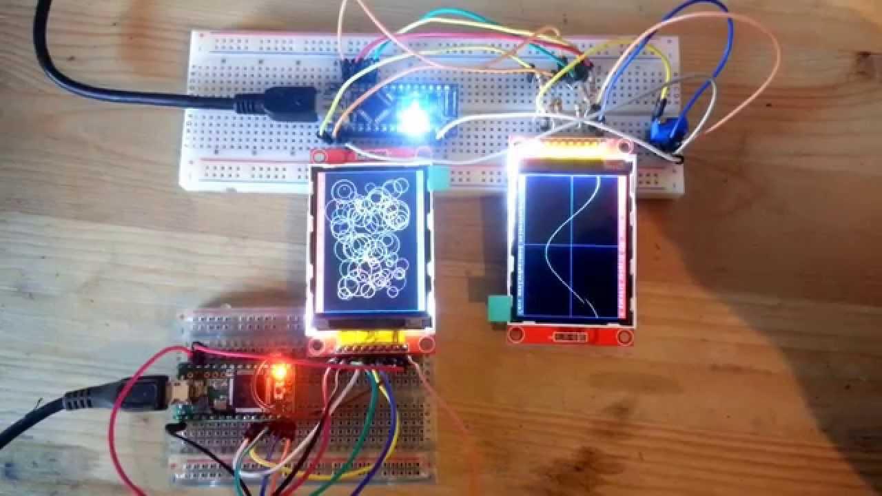 Myriad RF - an Arduino transciever shield - QRPblog