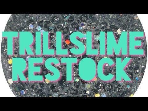 FROSTY'S LIPSCRUB & SILVER BELLS//trill.slime shop restock