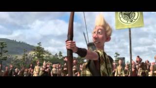 Download Valiente: Tráiler - Competencia de arco y flecha Mp3 and Videos