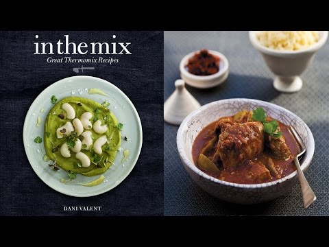 Dani Valent - Thermomix Chicken Tagine with Green Olives cooking demonstration