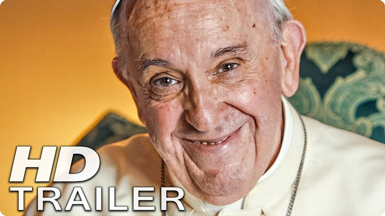 PAPST FRANZISKUS Trailer German Deutsch Doku 2018