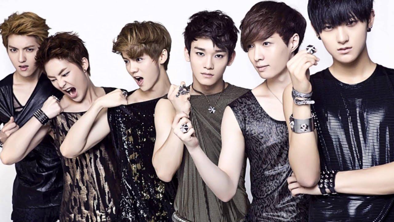 Wallpaper Girl Band Korea My Top 10 Kpop Boy Groups 2013 Youtube