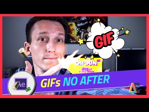 How to create Animated GIFs: GIF Gun | Adobe After Effects