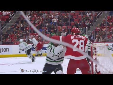 Stephen Johns vs Luke Witkowski Jan 16, 2018