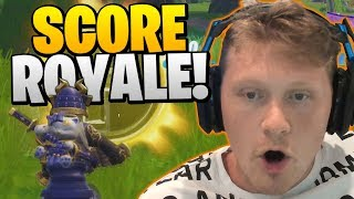 CAN I GET THE SCORE ROYALE? FORTNITE: BATTLE ROYALE!