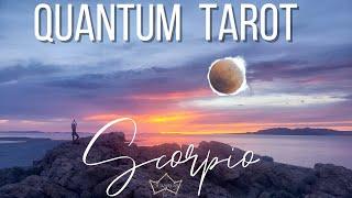 Scorpio - Holy intense Scorps, you don't mess around do you lol - Quantum Tarotscope