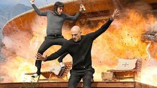 Братья из Гримсби - Дублированный трейлер HD Киноафиша.инфо