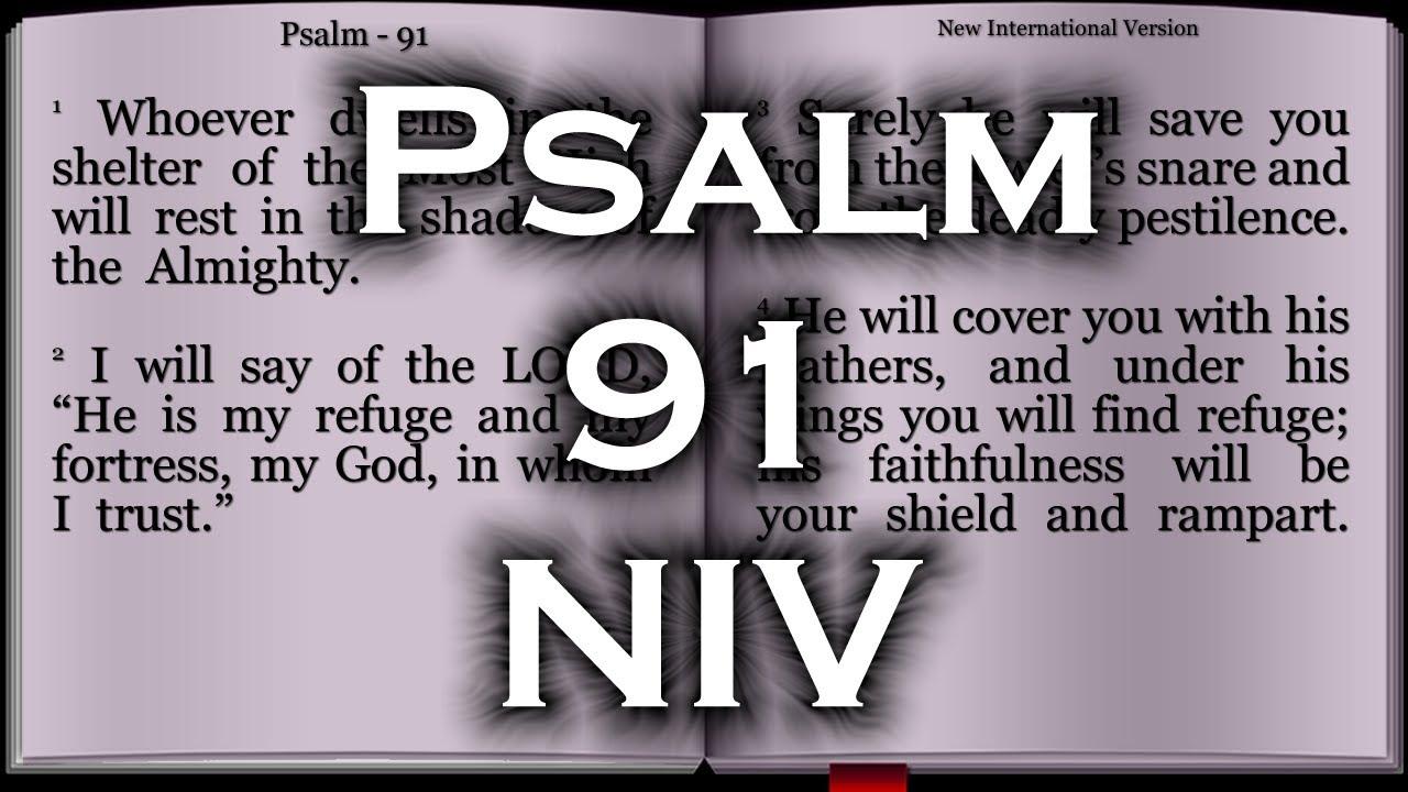 Psalm 91 - New International Version (NIV)