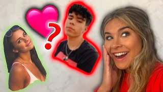 Setting Up My Little Sister with her FUTURE Boyfriend (cute)